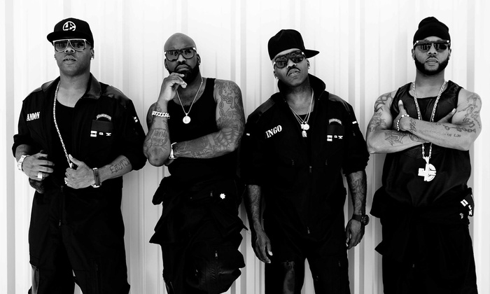 Jagged Edge - Celebrity Theatre: Jagged Edge on Friday, September 18, at 8:30 p.m.