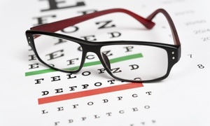Opt-ism: $59 for $115 Worth of Full Comprehensive Eye Exam  at Opt-ism