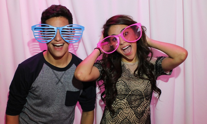 MiHi Photo Booth - Denver: Two-, Three-, or Four-Hour Photo-Booth Rental Package from MiHi Photo Booth (Up to 54% Off)