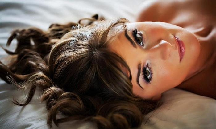 Salon Tease - Salon Tease: Up to 58% Off Haircuts for Women at Salon Tease