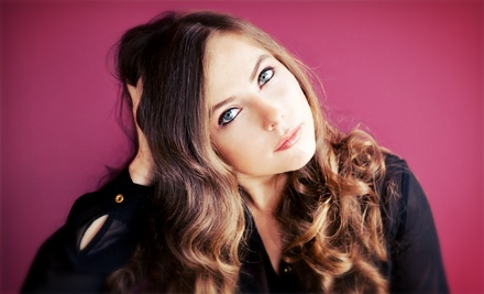 Haircut with Option for Single-Process Color, Partial Highlights, or Full Highlights at Mavida Salon (Up to 73% Off)