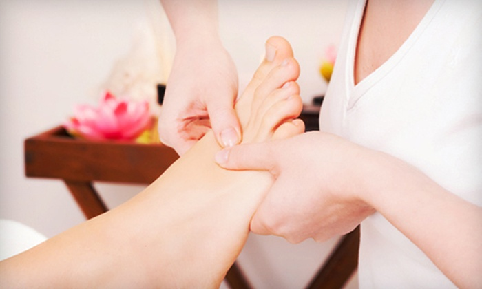 Community Health - South London: One or Three Reflexology or Acupressure Treatments at Community Health (Up to 56% Off)
