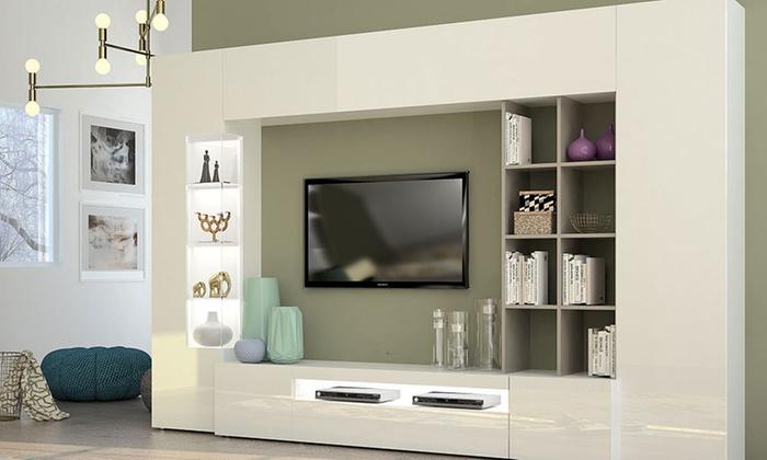 Mobili da parete per soggiorno | Groupon Goods