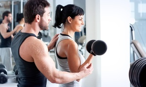 SYNRG Fitness: Three or Five One-Hour Private Training Sessions with Nutritional Consultation at SYNRG Fitness (Up to 51% Off)