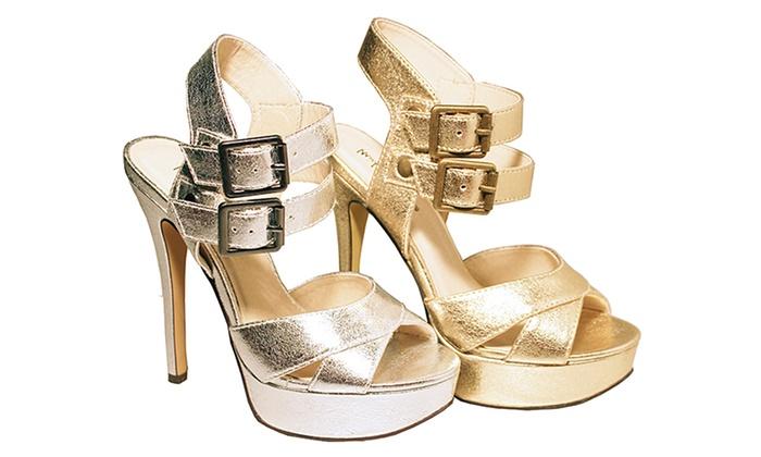 Michael Antonio Tira-Met Women's High Heels