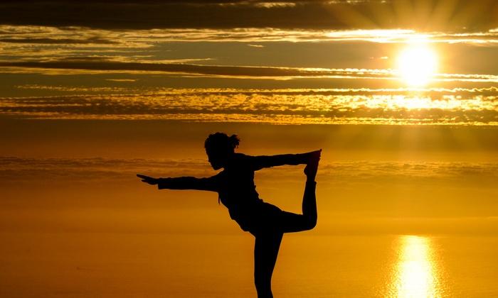 Sup Dude Yoga - Dartmouth Centre: C$35 for 10 Intro to Sup Dude Yoga Classes at Sup Dude Yoga Classes(C$150 Value)