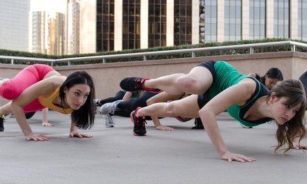 4-Week Boot Camp or 10 Drop-In Outdoor Boot Camp Sessions at Urban LA Boot Camp (Up to 80% Off)