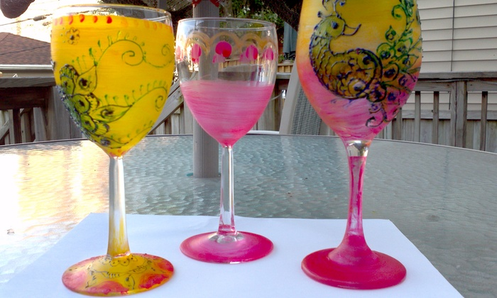 Byob Painting Class Paint Sip Relax Groupon