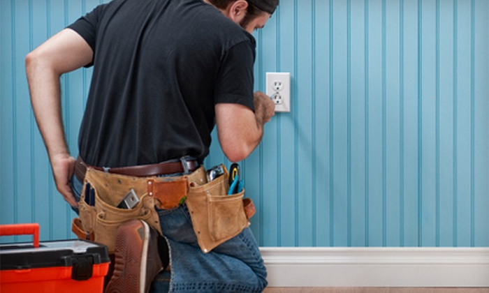 Eurobella - Atlanta: Two, Four, or Six Man-Hours of Handyman Services from Eurobella (Up to 77% Off)
