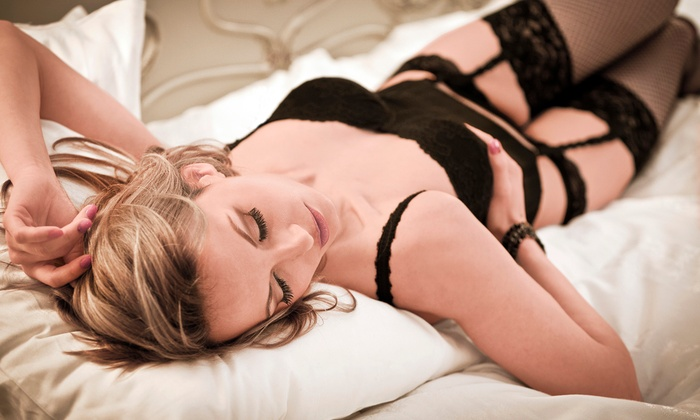 Lisa Lucia Photography - Newcastle: Boudoir Photo-Shoot Package with Prints from Lisa Lucia Photography (72% Off)