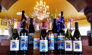 Chateau Aeronautique Winery: Private Wine Tasting for Two or Four at Chateau Aeronautique Winery (Half Off)