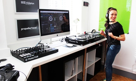 Four-Hour DJ Taster Course for One or Two at Manchester MIDI School (50% Off)