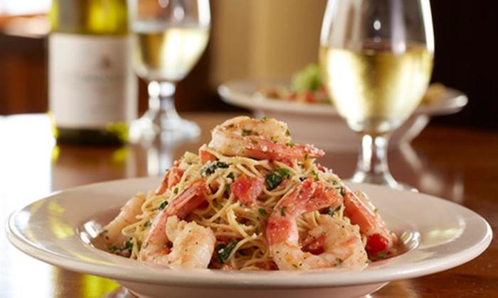 Johnny Carino's - Multiple Locations: $10 for $20 Worth of Italian Food at Johnny Carino's