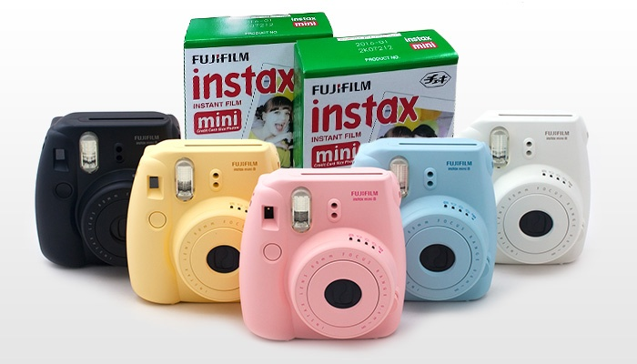 Fujifilm Instax Camera with Film | Groupon Goods