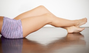 DermaFashion: Three Laser Hair-Removal Treatments on a Small, Medium, or Large Area at DermaFashion (Up to 83% Off)