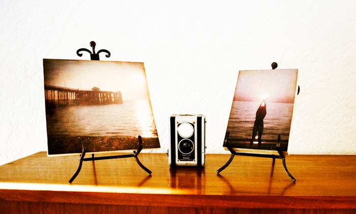 Woodpix: One, Two, or Three Ready-to-Hang Custom Wood Photo Blocks from Woodpix (Up to 60% Off)