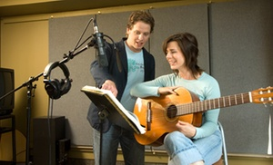 Easy St Studios: $180 for $400 Worth of Recording-Studio Rental at Easy St Studios
