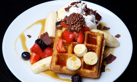 Sunday Brunch at Sugar Factory (Up to 39% Off). Two Options Available.
