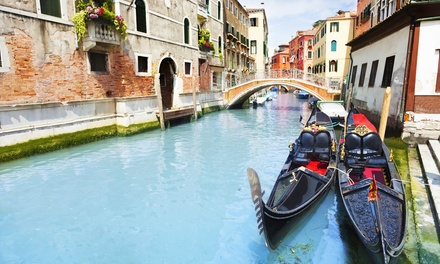 30-Minute Couples Gondola Tour or Tour for Up to Eight People from Sarasota Gondola (Up to 61% Off)