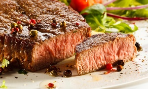 Janko's Little Zagreb: Steak and Seafood at Janko's Little Zagreb (Up to 31% Off)