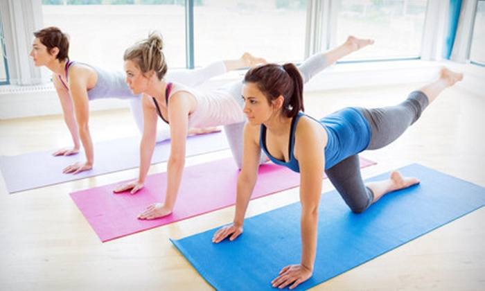 MetaBody Yoga & Fitness Pass - Multiple Locations: $20 for 30 Classes from MetaBody Yoga & Fitness Pass ($350 Value)