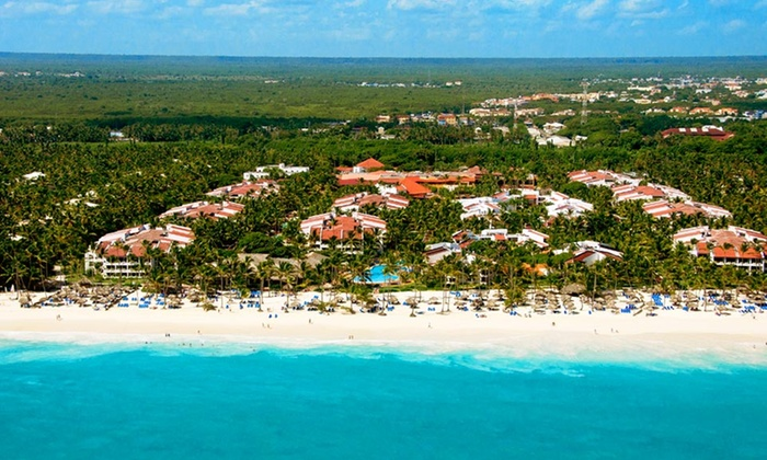All inclusive punta cana vacation with airfare from travel for Round the world trips all inclusive