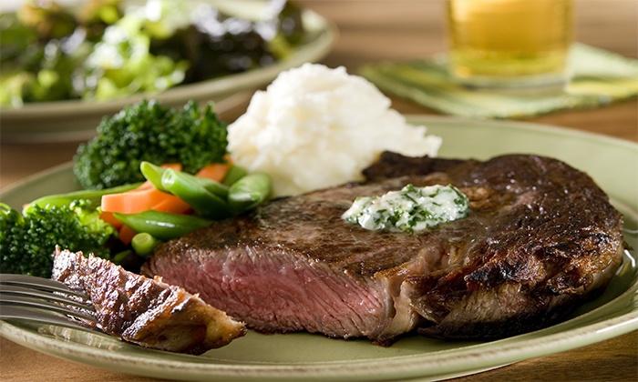 Mattson's SteakHouse - Burbank: $19 for $30 Worth of Steak, Salad, and Sides at Mattson's Steak House