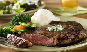 Mattson's SteakHouse: $19 for $30 Worth of Steak, Salad, and Sides at Mattson's Steak House