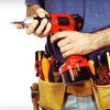 MAK Handyman Services: Two or Four Man-Hours of Handyman Services from M.A.K. Construction and Handyman Services (Up to 63% Off)
