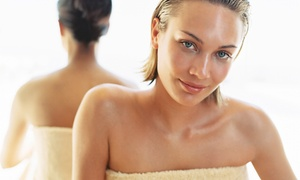 Create A New Body Spa: 3, 5, or 10 Infrared-Sauna Sessions at Create A New Body Spa (Up to 72% Off)