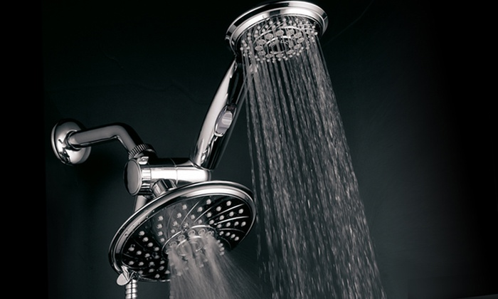 HotelSpa 3-Way Rainfall Showerhead and Hand Shower: HotelSpa 3-Way Rainfall Showerhead and Hand Shower. Free Returns.