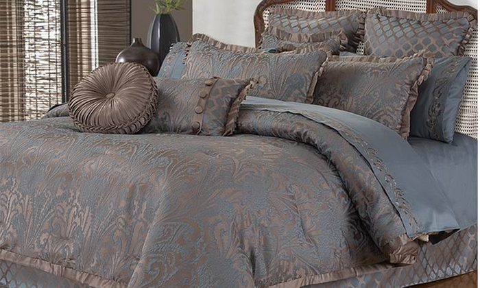 Luxury Hotel Collection Duvet Cover Or Comforter Sets