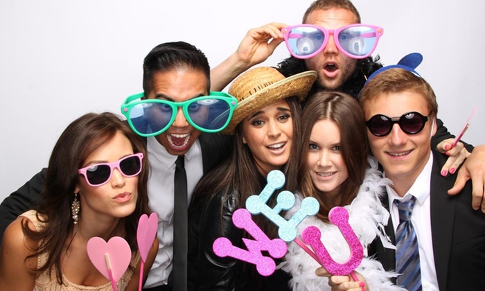 POPFOTO - Los Angeles: Two- or Four-Hour Photo-Booth Rental Packages from PopFoto (Up to 58% Off)
