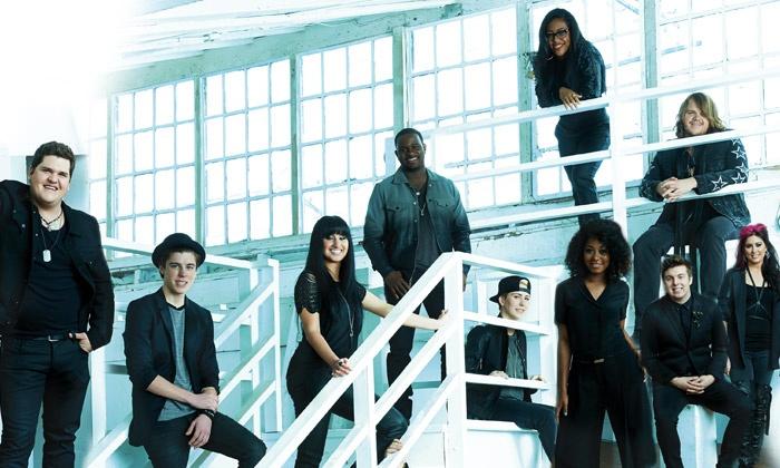 """American Idol Live - Comerica Theatre: """"American Idol Live!"""" at Comerica Theatre on August 13 at 7:30 p.m. (Up to 50% Off)"""