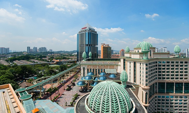 Buffet at Contango @ The Majestic Hotel Kuala Lumpur