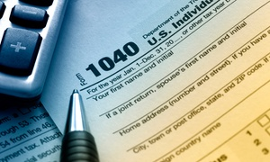 Banor Associates LLC: Federal and State Tax for a Single Filer or Married Couple at Banor Associates LLC (Up to 70% Off)