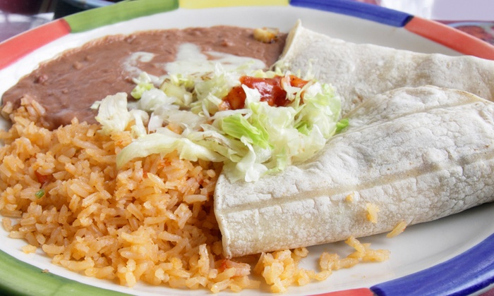 Fajitas Mexican Restaurant - Burbank: $10 for $20 Worth of Mexican Cuisine at Fajitas Mexican Restaurant