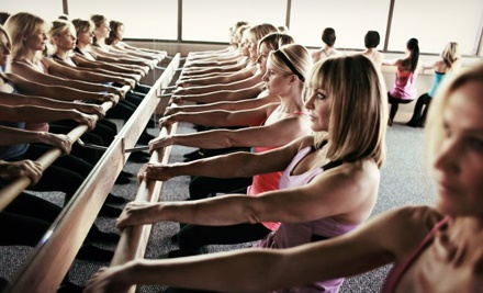 Two Weeks of Unlimited Classes or 10 Drop-In Classes at Pure Barre (Up to 68% Off)
