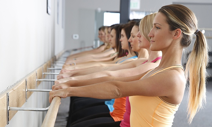 Pure Barre - Tampa: 5 or 10 Ballet-Inspired Fitness Classes at Pure Barre (Up to 56% Off)