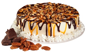 Marble Slab Creamery: $21.99 for One 8-Inch Ice Cream Cake at Marble Slab Creamery ($36.95 Value)
