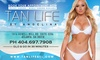 Tan Life ATL - Home Park: A Custom Airbrush Tanning Session at Tan Life ATL (65% Off)