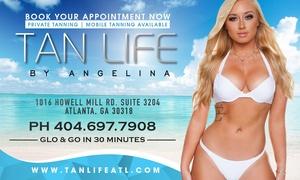 Tan Life ATL: A Custom Airbrush Tanning Session at Tan Life ATL (65% Off)