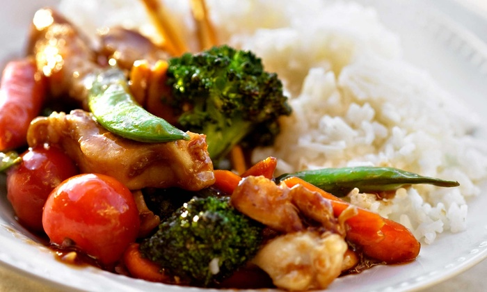 Cafe Su - West Des Moines: $11 for $20 Worth of Asian Food, Drinks, and Pastries at Cafe Su