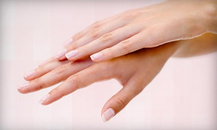 Sara Elizabeth Skincare & Nail Boutique - San Diego: Vegan Mani-Pedi or Antioxidant-Rich Shellac Manicure at Sara Elizabeth Skin Care (Up to Half Off)