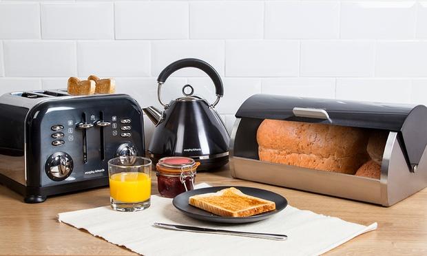 Morphy richards 3 pc kitchen set groupon goods for Kitchen set groupon