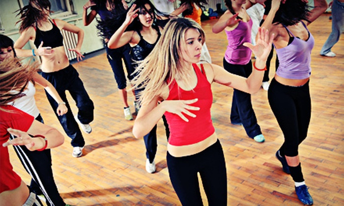 TGI Fitness - Inside Faith Gym: 5 or 10 Zumba Classes or One Month of Unlimited Classes with Tonya at TGI Fitness (Up to 91% Off)
