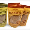 6-Pack of Chia and Flax Seeds
