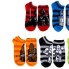 Boys' Star Wars No-Show Socks (10 Pairs)