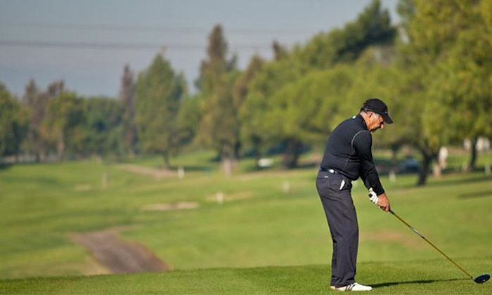 El Prado Golf Course - Chino: 18-Holes of Golf for Two or Four with Cart Rental and Range Balls Each at El Prado Golf Course (Up to 47% Off)