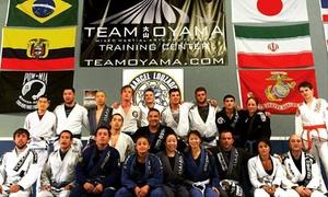 Team Oyama Mma & Fitness: Four Weeks of Unlimited Brazilian Jiu-Jitsu Classes at team oyama (79% Off)